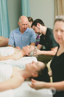 Kyle Teaching-Headwork - Clinical / Medical Massage Therapy School in Charlotte, North Carolina