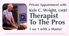 Private Sessions with Kyle Wright / NCSAB