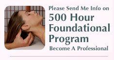 Send Info For 500 Hour Program