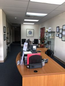 Front Office of NCSAB in Charlotte, NC